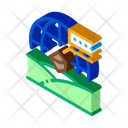 Soil Geography Education Icon