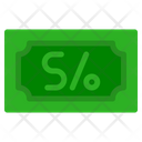 Sol Banknote Country Icon