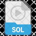 SOL File Icon