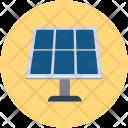Solar Cell Energy Icon