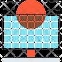 Solar Panel Ecology Icon