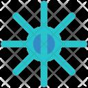 Solar Symbol Icon