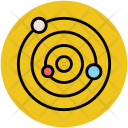 Solar System Planetary Icon
