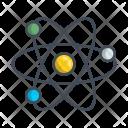 Solar System Planet Icon