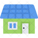 Solar Battery Ecology Icon