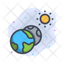 Space Astronomy Planet Icon