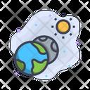 Solar Eclipse Icon