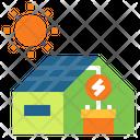 Solar Enargy Icon
