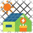 Isolar Solar Enargy Panel Icon