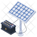 Solar Panel Solar Energy Solar Collector Icon
