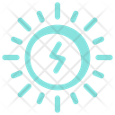 Solar Energy Power Sun Icon