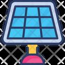Energy Panel Solar Icon