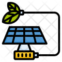Solar Energy Solar Panel Solar Power Icon