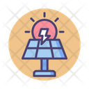 Solar Energy Solar Power Solar Panel Icon
