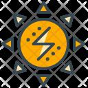Solar energy Icon