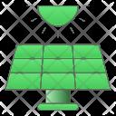 Solar Energy Ecology Icon