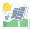 Solar Energy Solar Panel Solar Cell Icon