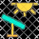 Solar Solar Energy Solar Panel Icon