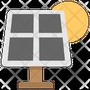 Solar Panel Solar Cell Solar Energy Icon