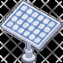 Solar Panel Solar Energy Solar Collector Icon