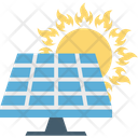 Solar Panel Sun Solar Energy Icon