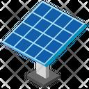 Solar Panel Solar Energy Solar Pv Icon