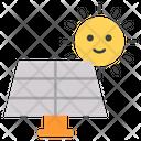 Solar Panel Solar Emoji Emoticon Icon