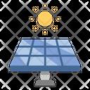 Solar Cell Energy Solar Cell Solar Panel Icon