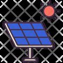 Energy Solar Power Icon