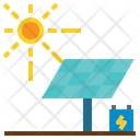 Technology Power Nature Icon