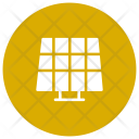 Solar Energy Ecology Icon