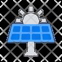 Solar Energy Sun Icon