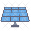 Solar Ecology Energy Icon