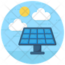 Solar Panel Solar Energy Solar Technology Icon
