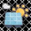 Solar Energy Power Energy Icon