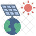 Energy Power Renewable Icon
