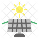 Solar Panel Solar Energy Energy Icon