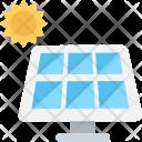 Solar Panel Icon