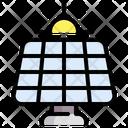 Solar Panel Solar Energy Renewable Energy Icon