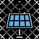 Solar Panel Solar Cell Icon