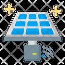 Solar Panel Renewable Energy Eco Energy Icon