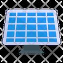 Energy Panel Solar Panel Electric Panel Icon
