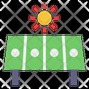 Solar Cell Energy Power Icon