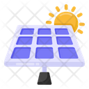 Solar System Solar Panel Photovoltaic Panels Icon