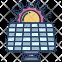 Solar Panel Solar Energy Solar Power Icon
