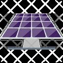 Panel Energy Solar Icon