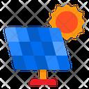 Solar Panel Solarcell Power Icon