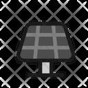 Solar Panel Solar Panel Icon
