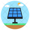 Solar System Solar Panel Photovoltaic Panel Icon