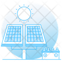 Solar Panels Solar Energy Solar Power Icon